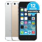Apple iPhone 5S Factory New Unlocked 16GB 32GB Smartphone SIM free