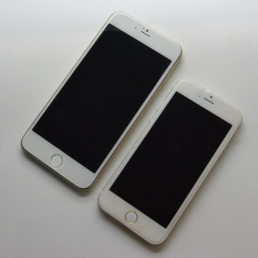 iPhone 6 and phablet