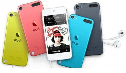 iPod Touch update